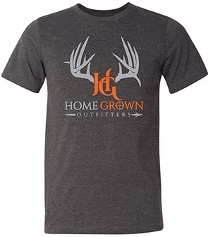 Home Grown Outfitters Ultra Soft Short Sleeve Tee