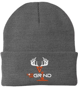 Love The Grind Outfitters Knit Cap