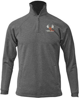 Officially Licensed 1/4 Zip Pullovers